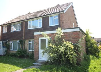 Thumbnail 3 bed semi-detached house for sale in St. Peters Close, Bognor Regis