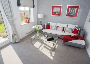 Thumbnail 3 bed semi-detached house for sale in The Tyrone, School Street, Upton Wakefield