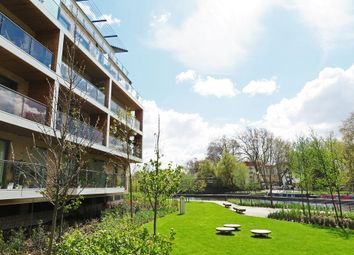 Thumbnail 2 bedroom flat to rent in Essex Wharf, Hackney