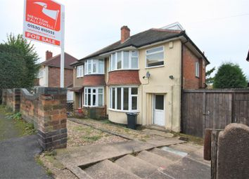 Thumbnail 4 bed semi-detached house for sale in Wentworth Road, Coalville