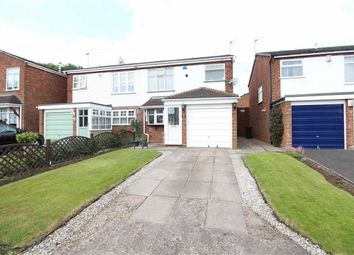 Thumbnail 3 bed semi-detached house for sale in Chartwell Close, Dudley