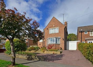Thumbnail 3 bed detached house for sale in King Ecgbert Road, Sheffield, Yorkshire