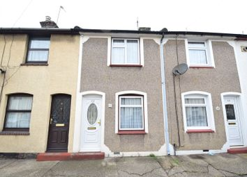 Thumbnail 2 bedroom terraced house for sale in Sun Road, Swanscombe, Kent
