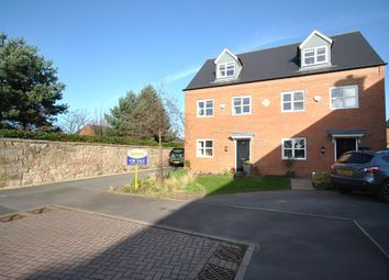 Thumbnail 3 bed town house for sale in Dickins Meadow, Wem, Shrewsbury