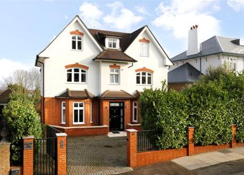 Thumbnail 7 bed detached house for sale in Vineyard Hill Road, Wimbledon