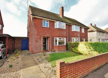 Thumbnail 3 bed semi-detached house for sale in Pondfield Road, Colchester, Essex