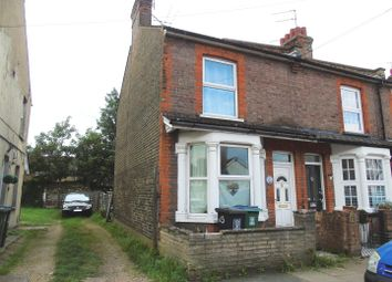 Thumbnail 2 bed end terrace house to rent in Cecil Street, Watford