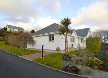 Thumbnail 3 bed detached bungalow for sale in Rosemary Close, Wotter, Plymouth