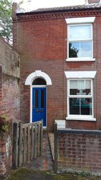Thumbnail 2 bed terraced house to rent in Primrose Road, Norwich