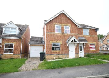 Thumbnail 3 bed semi-detached house for sale in Bluebell Close, Leadgate, Consett