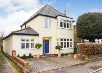 Thumbnail 3 bed detached house for sale in Park Road, East Molesey