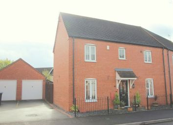 Thumbnail 3 bed semi-detached house for sale in Yeats Road, Stratford-Upon-Avon