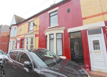 Thumbnail 2 bedroom terraced house to rent in Sunbeam Road, Old Swan, Liverpool