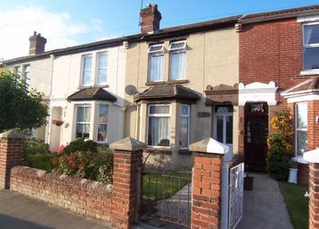 Thumbnail 3 bedroom terraced house to rent in The Crescent, Eastleigh, Hampshire