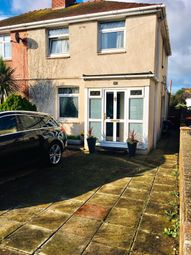 Thumbnail 2 bed semi-detached house for sale in Greenmeadow Road, Newport
