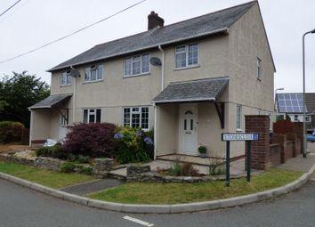 Thumbnail 3 bed semi-detached house to rent in Galpin Street, Modbury, Ivybridge
