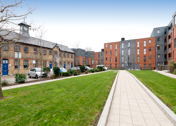 Thumbnail 1 bed flat for sale in Isobel Place, South Tottenham