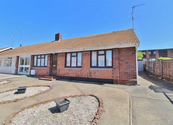 Thumbnail 3 bed bungalow for sale in Larchcroft Road, Ipswich