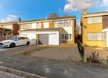 Thumbnail 4 bed semi-detached house for sale in Albany Road, Wickford