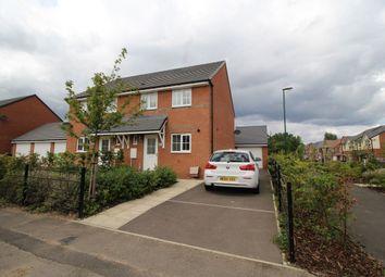 Thumbnail 3 bed semi-detached house to rent in Monkton Lane, Hebburn