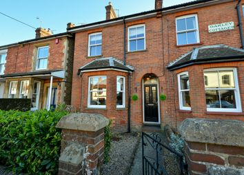 Thumbnail 3 bed terraced house to rent in 1 Oakley Cottages, High Street, Handcross, West Sussex