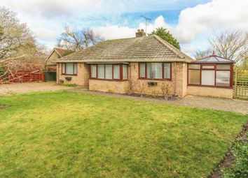 Thumbnail 2 bed detached bungalow for sale in High Street, Tuddenham, Bury St. Edmunds