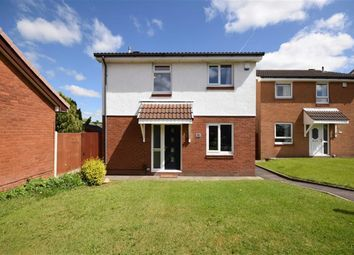 Thumbnail 3 bed detached house for sale in River Heights, Lostock Hall, Preston, Lancashire
