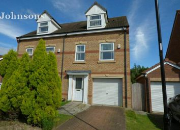 Thumbnail 3 bed semi-detached house for sale in Reeves Way, Armthorpe, Doncaster.