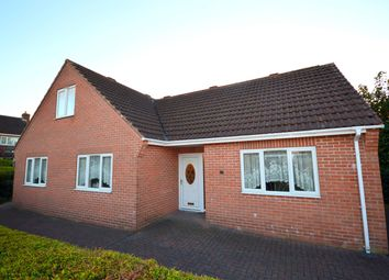 Thumbnail 3 bed detached bungalow for sale in Manor Farm, Station Road, Pilsley, Chesterfield
