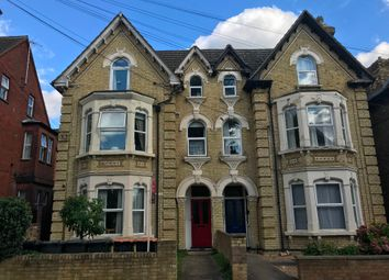 Thumbnail 2 bed flat to rent in Chaucer Road, Bedford, Bedfordshire