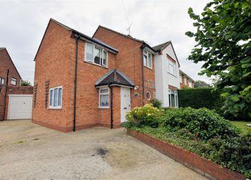 Thumbnail 4 bedroom semi-detached house for sale in St. Michaels Road, Tilehurst, Reading