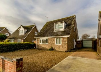Thumbnail 3 bed detached house for sale in Wroxham Avenue, Swaffham