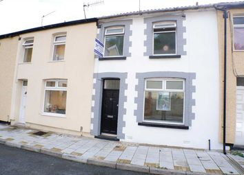 Thumbnail 3 bed terraced house for sale in Woodland Road, Tylorstown, Ferndale