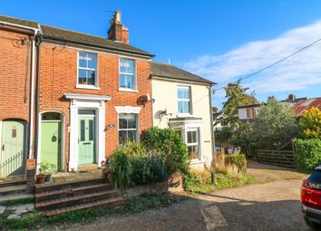 Thumbnail 3 bed cottage for sale in Hamilton Road, Wivenhoe, Colchester