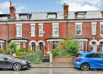 Thumbnail 4 bedroom terraced house for sale in Burton Road, West Didsbury, Greater Manchester