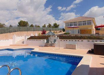 Thumbnail 4 bed villa for sale in Abanilla, Murcia, Spain