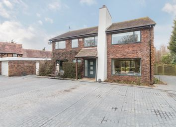 Thumbnail 5 bed detached house for sale in Barston Lane, Barston, Solihull