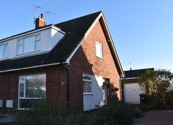 Thumbnail 3 bed property to rent in Park Close, Yaxley, Peterborough
