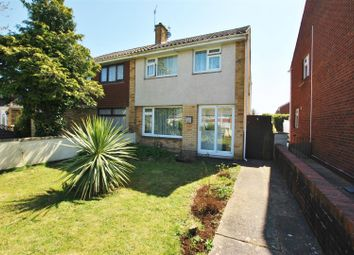 Thumbnail 3 bed semi-detached house for sale in Lowbourne, Whitchurch, Bristol