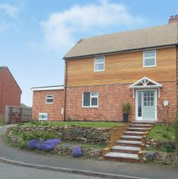 Thumbnail 4 bed semi-detached house for sale in Page Lane, Diseworth, Derby