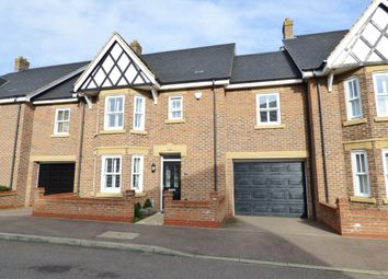 Thumbnail 4 bed link-detached house for sale in Pennard Close, Great Denham, Beds