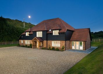 Thumbnail 5 bed detached house for sale in Upper Hardres, Canterbury