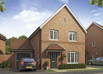 Thumbnail 4 bed detached house for sale in Roving Close, Andover