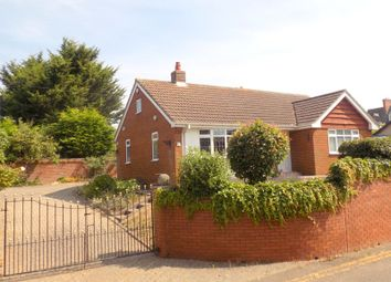 Thumbnail 2 bed detached bungalow for sale in Fairfield Road, Exmouth, Devon