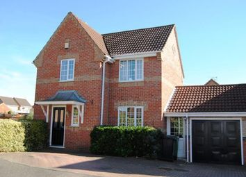 Thumbnail 3 bed link-detached house for sale in Kings Lynn, Norfolk