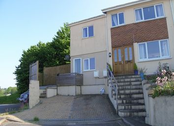 Thumbnail 2 bed end terrace house to rent in Foxley Crescent, Bradley Barton
