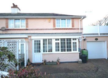 Thumbnail 3 bed semi-detached house for sale in Stoneborough Lane, Budleigh Salterton, Devon