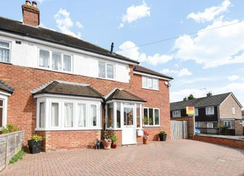 Thumbnail 4 bedroom semi-detached house for sale in Cranmer Road, Oxford OX4,