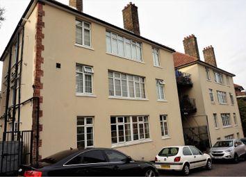Thumbnail 2 bed flat for sale in Harrington Hill, London