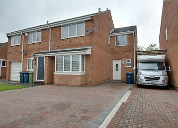 Thumbnail 3 bed semi-detached house for sale in Follingsby Drive, Gateshead